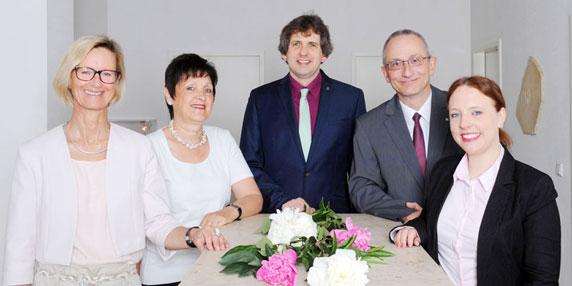 Teamfoto der Anwälte der Rechtsanwaltskanzlei Klein & Kollegen - Rechtsanwaltskanzlei Klein & Kollegen in Neuburg